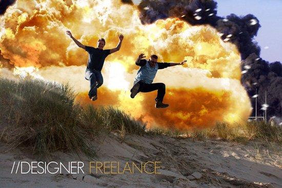 efecto de explosion usando Photoshop