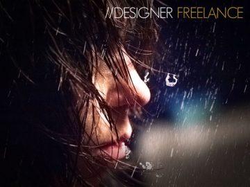crear lluvia realista usando photoshop