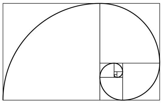 fibonacci-espiral